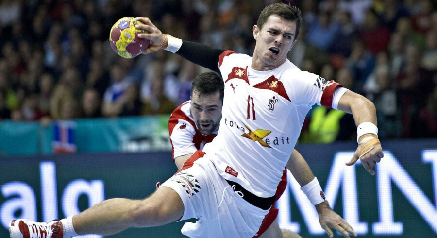 Rasmus Lauge er nu blevet bekræftet som ny Flensburg-Handewitt spiller.