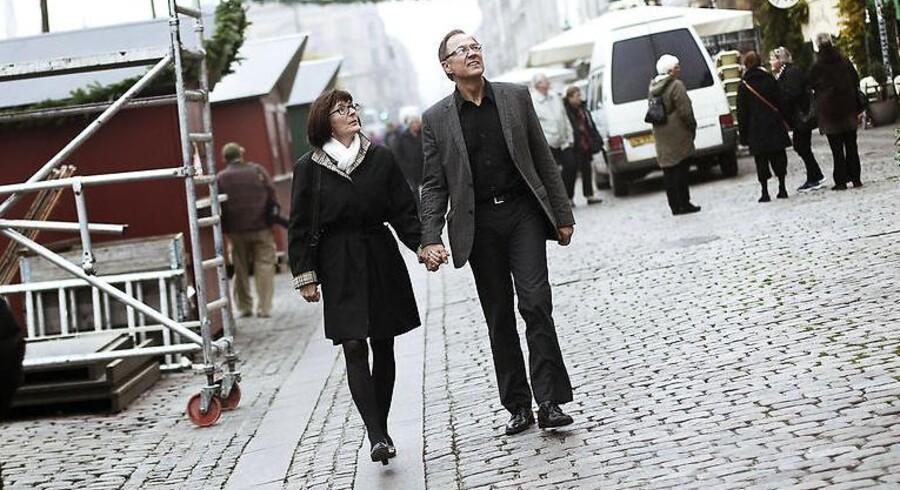 Dansk-canadieren Bjarne Bøgh Jensen og hustruen Marianne, står bag Dayz Resort