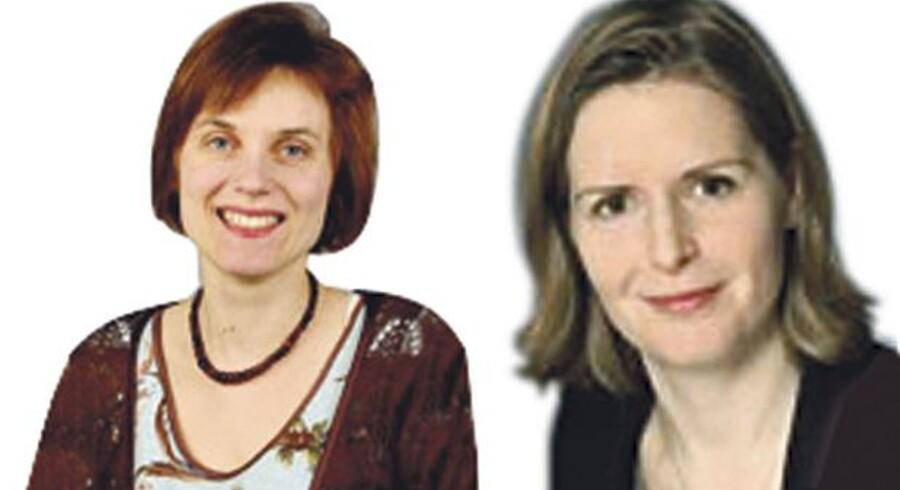 Anna Karlskov & Nina Christensen, lektorer, Center for Børnelitteratur, Aarhus Universitet