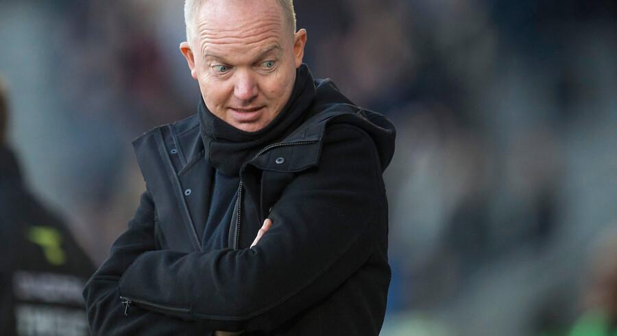 Glen Riddersholm bliver motiveret af de angreb, som han oplever fra Ståle Solbakkens side.