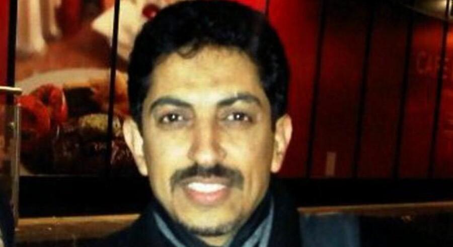 Abdulhadi al-Khawaja. Foto: Scanpix