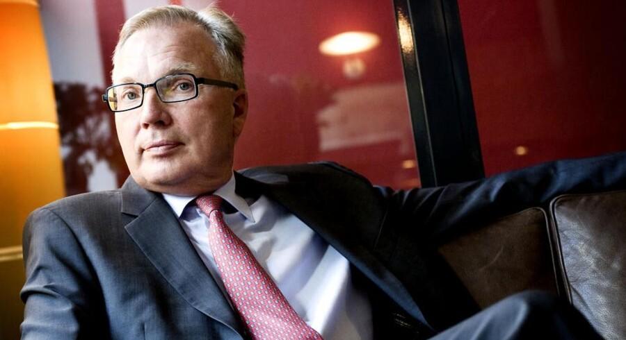 Fritz Schur er formand for både Post Danmark, DONG Energy og det skandinaviske flyselskab SAS. Foto: Linda Henriksen