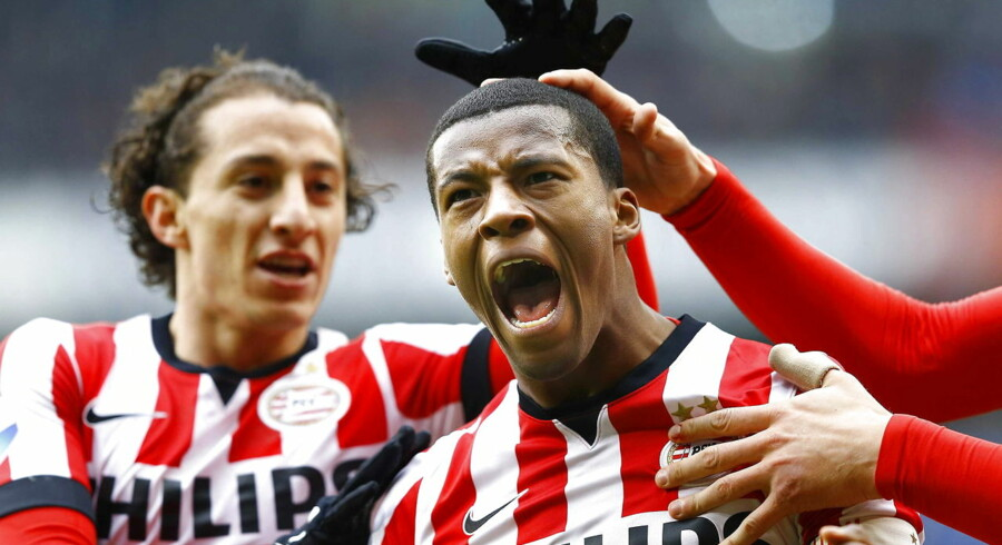 PSV Eindhoven er hollandske mestre.