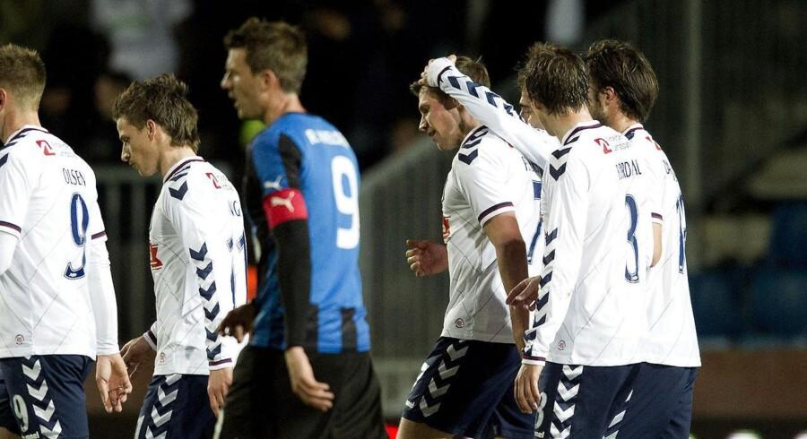 AGF slog HB Køge og fortsætter sin vej mod Superligaen.