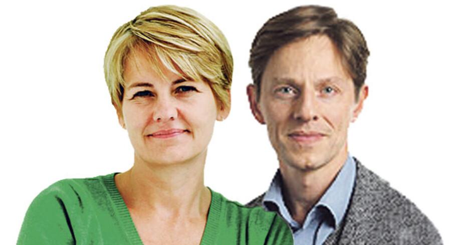 Claus Malta Nielsen og Bettina Post, Foreningen Af Kommunalt ansatte Læger og Dansk Socialrådgiverforening