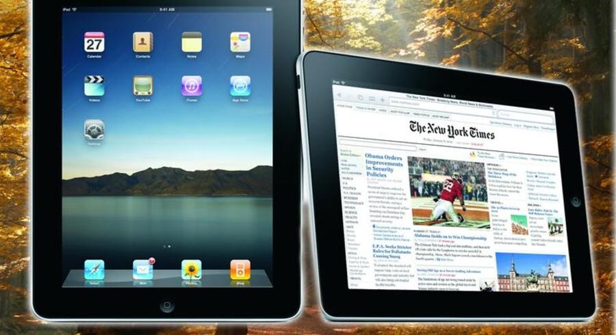 Den taiwanesiske hardware-producent bekræfter nu at have modtaget en bestilling på hele 20 millioner iPads fra Apple, hvilket tyder på, at Apple må have store forventninger til salg i efteråret. Foto: Mobilen.no
