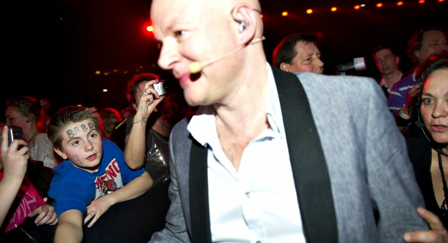 X Factor dommer Thomas Blachmann kan få rigtig mange danskeres sind i kog.