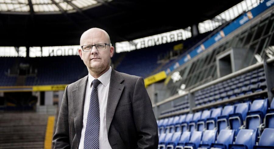 Brøndbys sportsdirektør Per Rud.