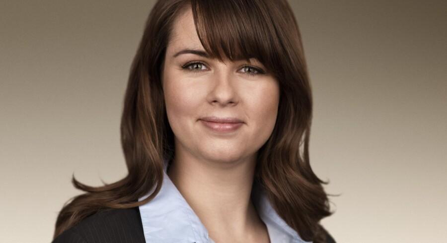 Michelle Holst (V).