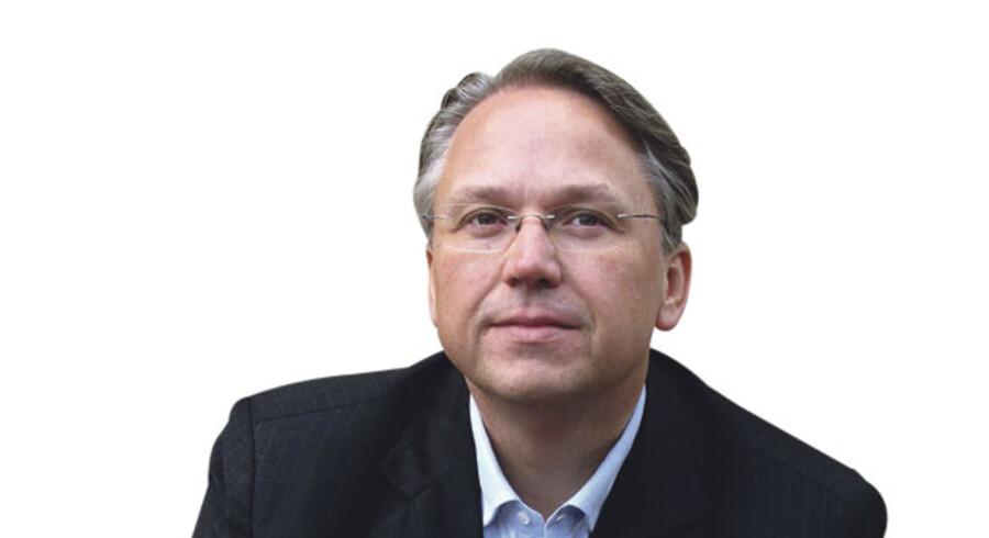 Tue Byskov Bøtkjær, HR-direktør, formand for Det Centrale Handicapråd