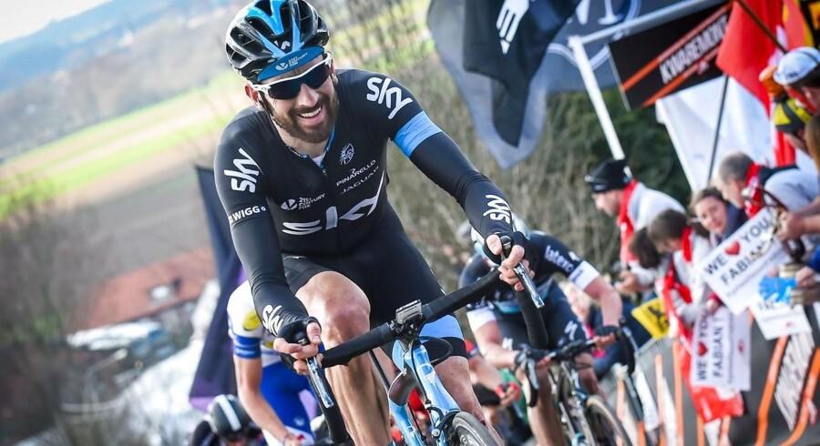 Bradley Wiggins glæder sig til at køre Paris-Roubaix i den kommende weekend. Men han hadede at være Tour-vinder tilbage i 2012.