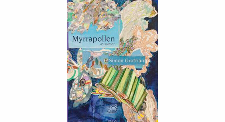Simon Grotrian: »Myrrapollen«