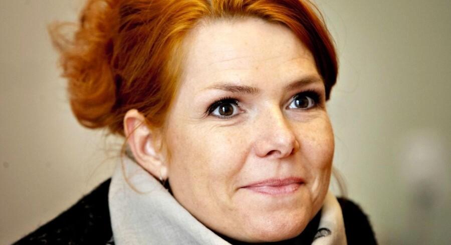 Inger Støjberg (V) forstår ikke 3Fs kritik af forslaget om at forlænge forlænge den ulønnede virksomhedspraktik.