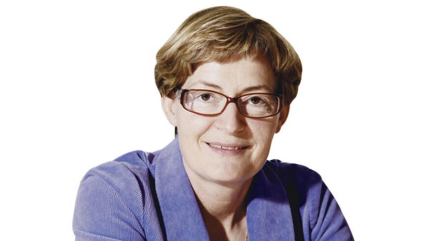 Ida Sofie Jensen, koncernchef, Lægemiddelindustrien