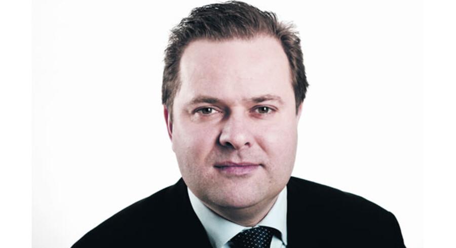 Mads Lebech, adm. direktør i Industriens Fond