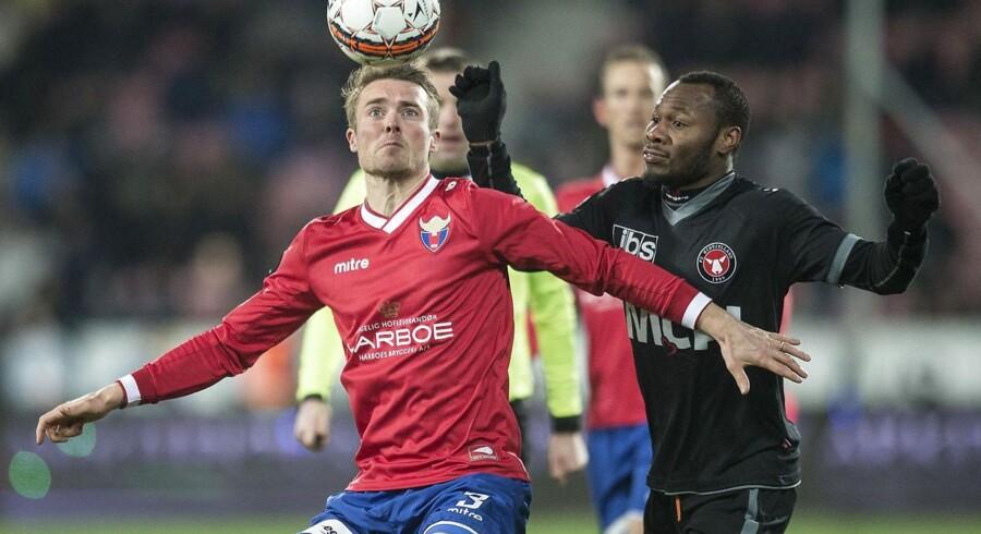 Michael Christensen skal fremover tørne ud for norske Start Kristiansand.