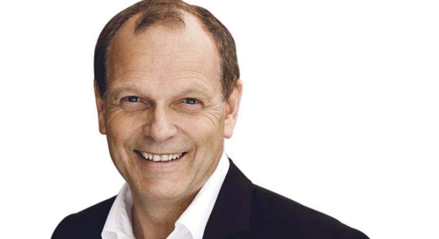 Mogens Lønborg, fhv. sundhedsborgmester i København, folketingskandidat (K)