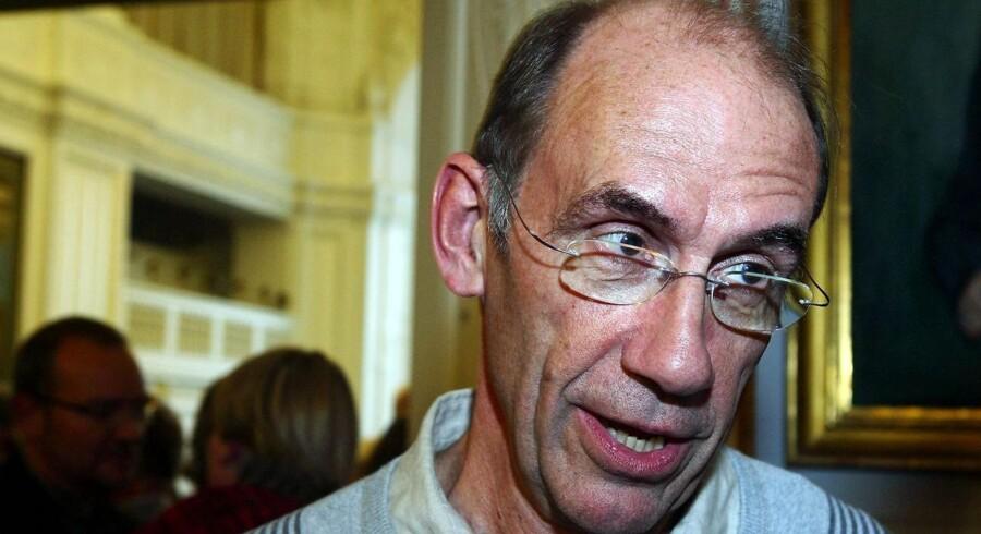 Niels Høiby. Arkivfoto: Claus Bech