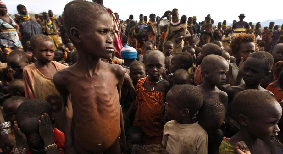 DR og TV 2 går nu sammen om at lave et indsamlingsshow til støtte for sultofrene i Østafrika.
