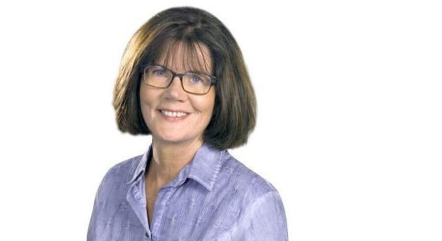 Jane Hansen, cand.mag., direktør, Danske Sprogseminarer A/S
