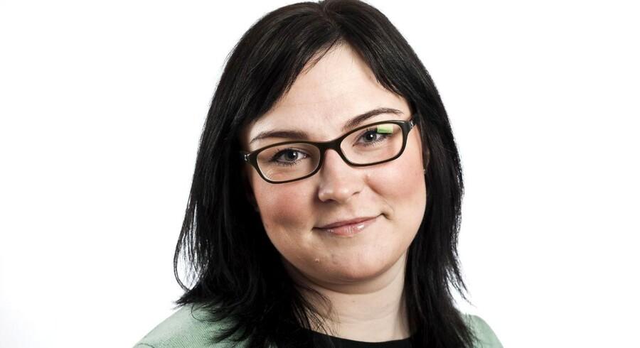 Camilla-Dorthea Bundgaard, Redaktør på Damefrokosten.com