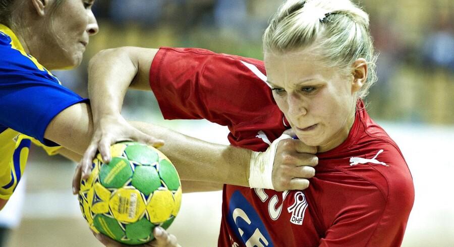 Ann Grethe Nørgaard. Arkivbillede.