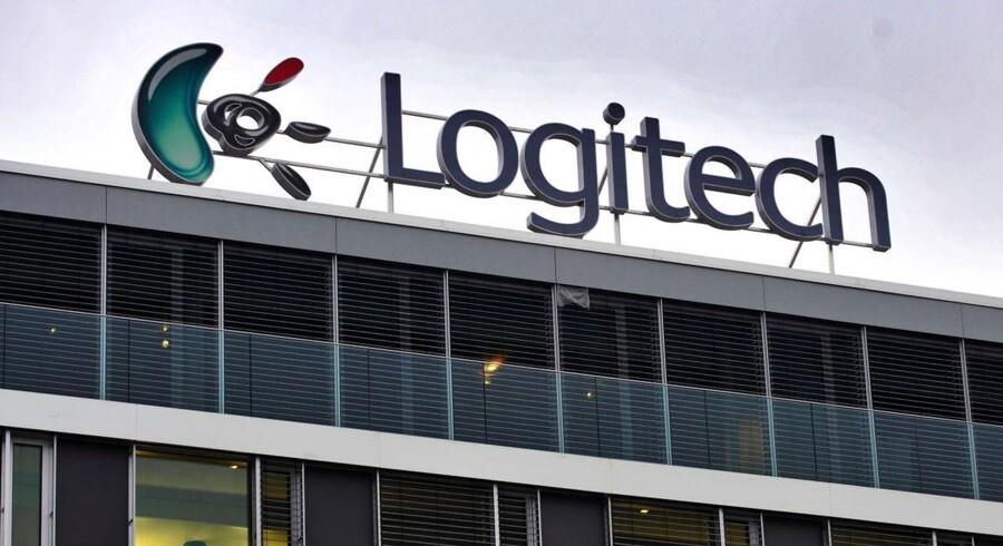 Logitech er plaget af et faldende salg af deres produkter.