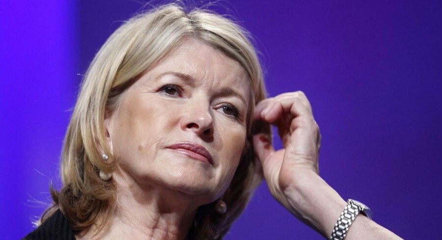 Martha Stewart har gjort pastelfarver, borddækning og værtindeskab til big business med bøger, magasin, TV-shows, klummer, radioprogrammer, merchandise og website.