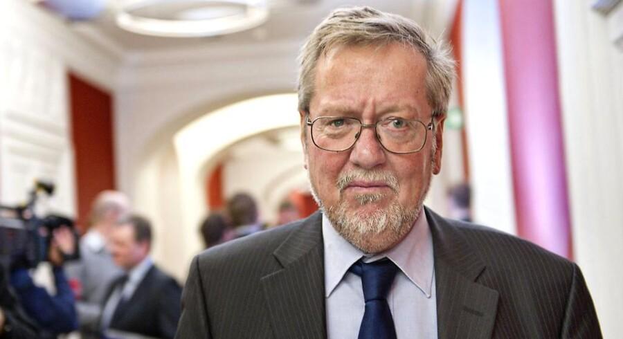 Kulturminister Per Stig Møller.