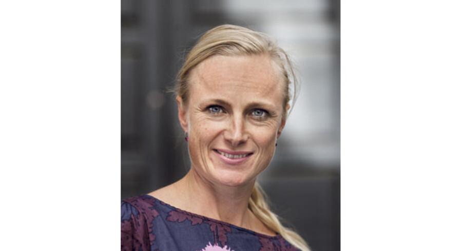 Ulla Tofte, direktør for Golden Days, historiker