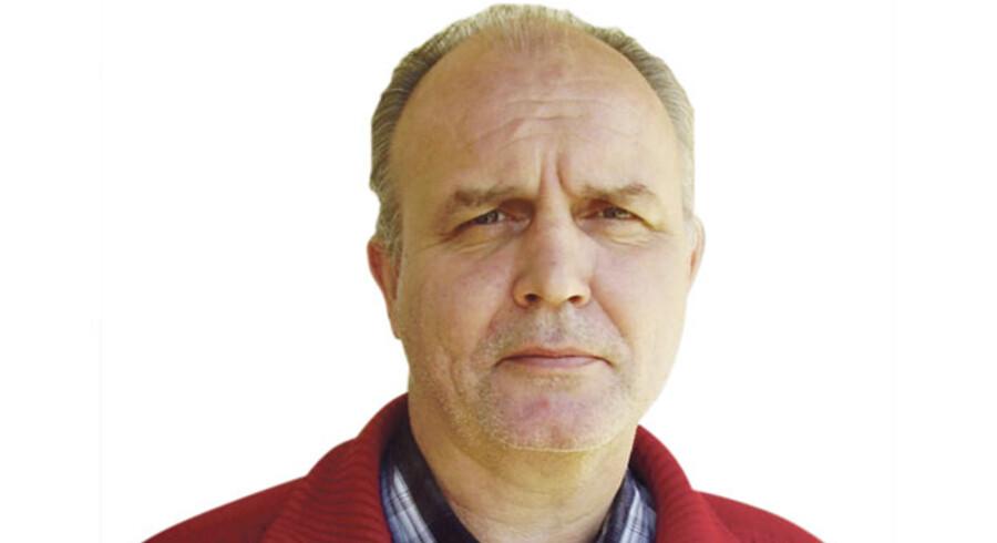 Michael Leif Larsen, Cand.scient.pol.