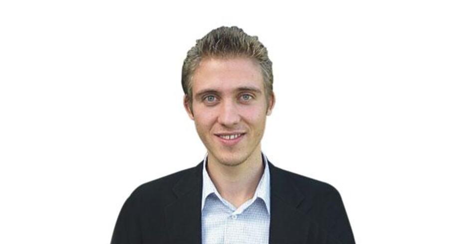 Mathias Pederden Heinze, Studerende