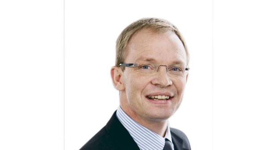 Niels Jørgen Pedersen Formand, Landbrug & Fødevarer
