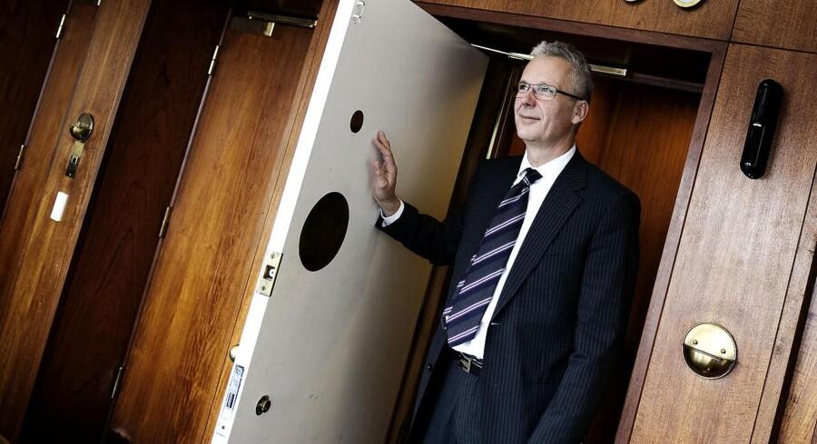 Henrik Bjerre-Nielsen, direktør for Finansiel Stabilitet, indtræder i bestyrelsen for PensionDanmark.