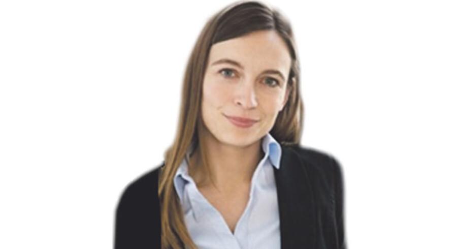 Rikke Sønder Larsen, Direktør, Samfundsinvestor.dk