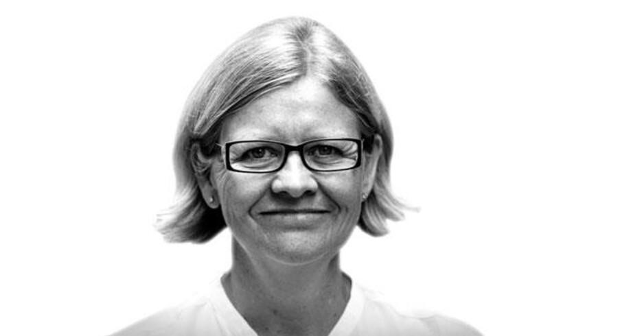 Birgit Lindsnæs, International chef, Sex & Samfund