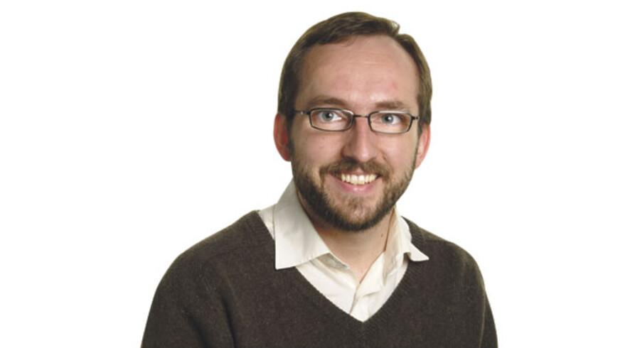 Balder Asmussen, Cand.mag, ph.d. samfundsfag og historie