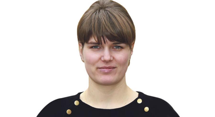 Ida Marie Vammen, Forskningsassistent, DIIS