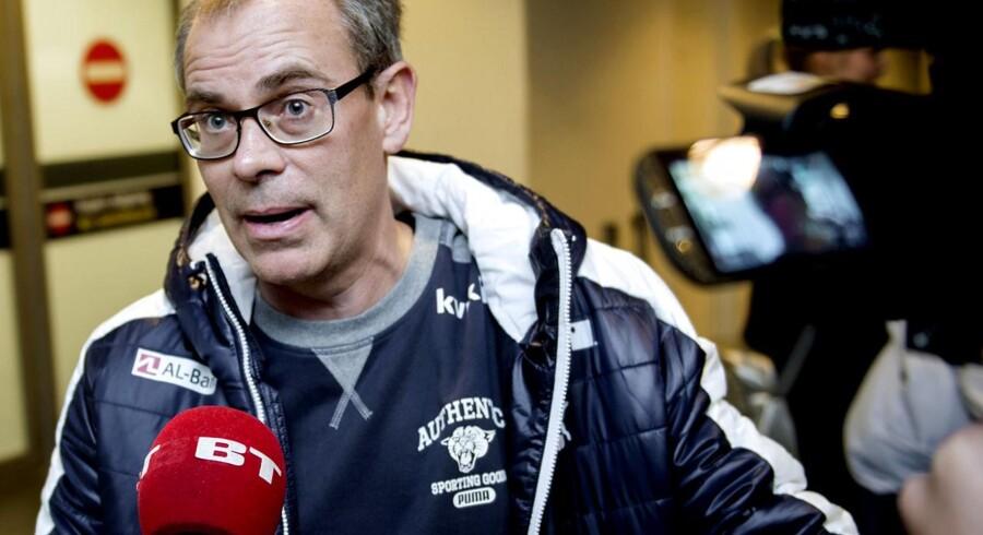 Jan Pytlick, forhenværende landstræner for det danske kvindelandshold.