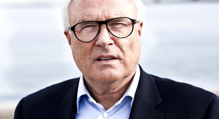 Flemming 'Don Ø' Østergaard var for nylig hovedperson i et 40 minutter langt portræt på TV 2. Nu siger han selv, at kritiske spørgsmål var udelukket på forhånd.