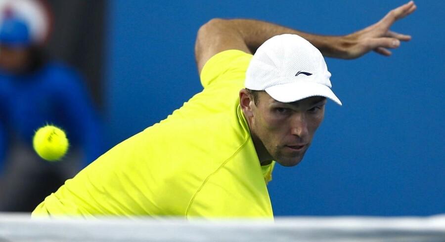 Ivo Karlovic vandt søndag som den ældste spiller i 25 år en turnering på ATP-touren.
