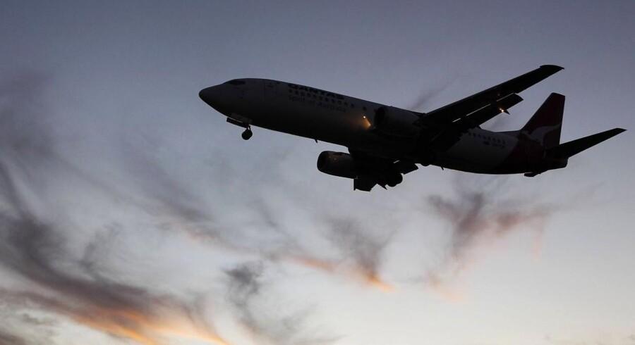 Qantas Airways er hårdest ramt af askeskyen over Australien og har adskillige fly stående på landjorden.