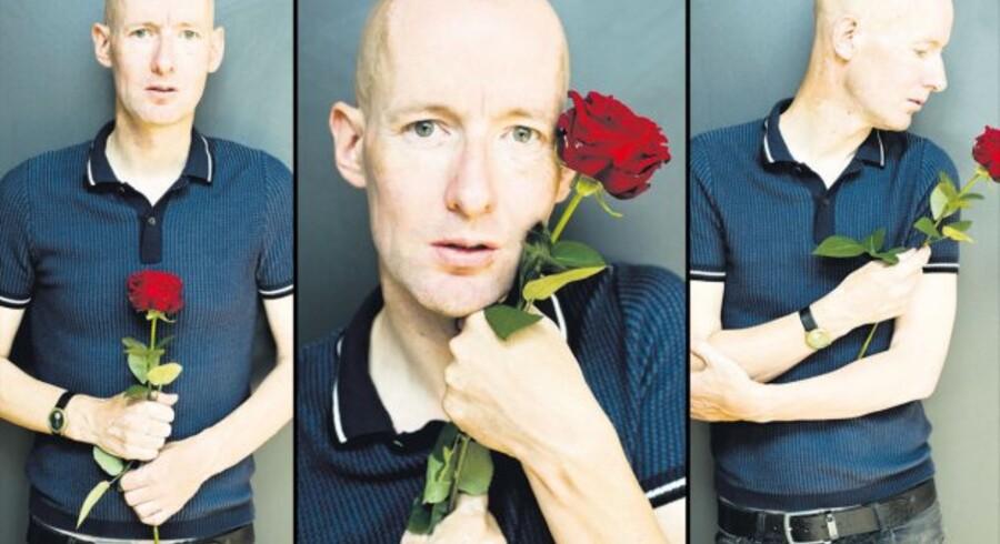 Lørdag står Love Shop igen på Roskilde med den sidste 'elsker' i bandet - forsanger Jens Unmack.