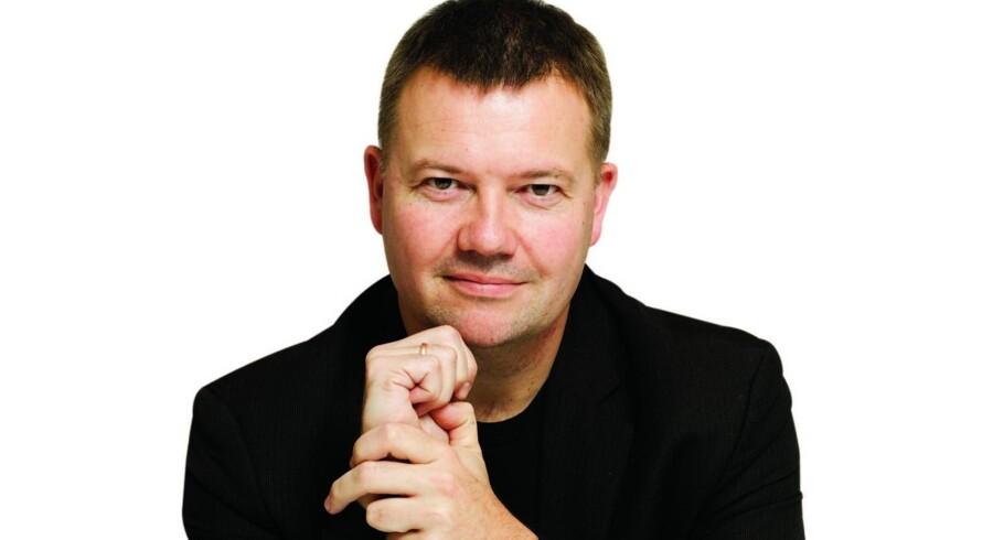 Tom Jensen, Chefredaktør.