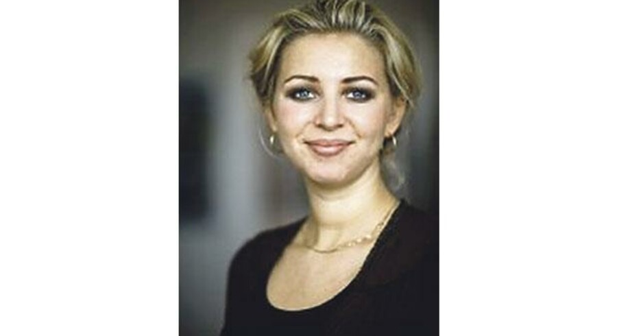 Kathrine Stampe Andersen, Cand.merc., chefkonsulent.