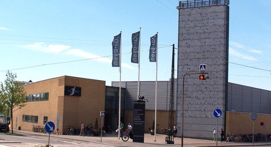DGI-Byen er færdige med hoteller.