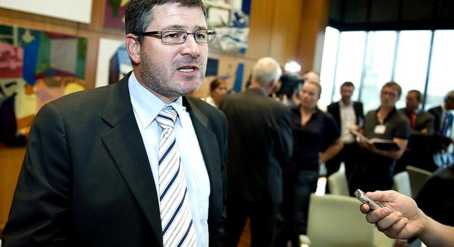 Søren Kaare-Andersen, tidligere direktør for Roskilde Bank, begynder snart som direktør i Bikubenfonden.