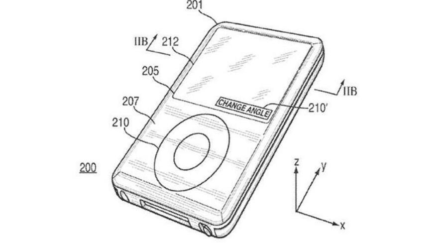 Apple kerer sig om privatlivet, hvorfor der søges om et patent, der netop begrænser nysgerriges blik på iPhone-brugeres LCD-skærme.