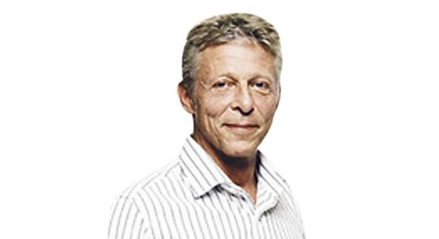 Bert Asbild, Formand for Danske Bioanalytikere.