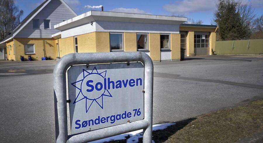 ARKIV.Onsdag er faldet i dom i sagen om Solhaven.